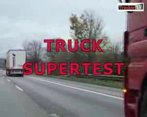 video Actros 1848 test